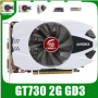 Графическая карта nVIDIA Gefore Chipset GT730 2GB DDR3 902/1600MHz, 250 ₪, Акко